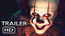 IT 2 Official Trailer (2019) Jessica Chastain, James McAvoy Horror Movie HD