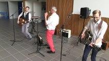 Du rock and roll à l'Institut de Cancérologie Lucien Neuwirth