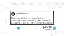 Socialeyesed - Fernando Torres retires