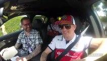 """Kimi Räikkönen, l'interview vérité : """"Ma première voiture était une Lada"""""""