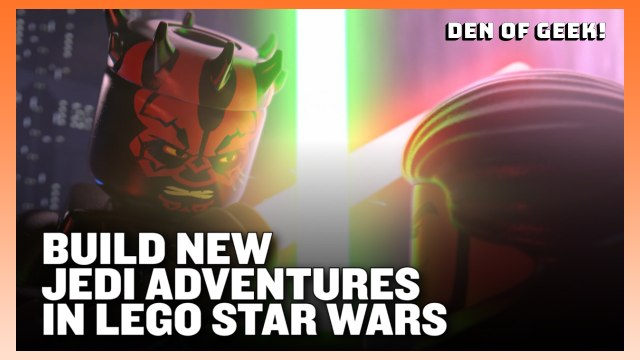 LEGO Star Wars - Adapting The Skywalker Saga