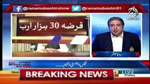 Aaj Rana Mubashir Kay Saath – 21st June 2019