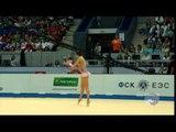 Aliya GARAYEVA (AZE), 2012 European Championships