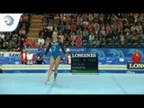 Irina SAZONOVA (ISL) – 2016 European Championships – Qualifications Floor