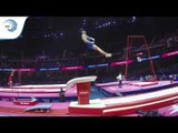Italy - 2018 Artistic Gymnastics European bronze medallists, junior men's team
