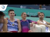 REPLAY - 2018 Trampoline Europeans, individual finals