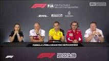F1 2019 - Canadian GP Team Principals' Press Conference