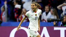 Mia Hamm: USWNT's 2-0 Win Over Sweden Was a True 'Professional Performance'