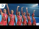 Promo 34th European Championships in Rhythmic Gymnastics - Guadalajara (ESP) 2018