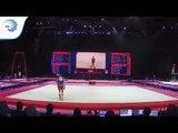 Vigen KHACHATRYAN (ARM) - 2018 Artistic Gymnastics Europeans, qualification floor