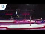 Luis IL SUNG (SWE)  - 2018 Artistic Gymnastics Europeans, junior qualification parallel bars