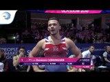 Dominick CUNNINGHAM (GBR) - 2018 Artistic Gymnastics European Champion, floor