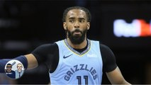 Mike Conley makes the Jazz 'lockdown defensively' - Jalen Rose - Jalen - Jacoby