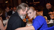 Mark Hamill se bat pour que Carrie Fisher ait son étoile sur le Walk of Fame
