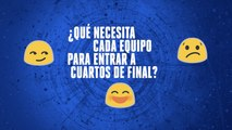 Copa Oro: Rumbo a la clasificación Grupo A