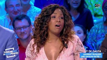 Ludivine Rétory insulte Christine Angot en direct, elle se fait virer du plateau