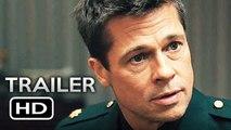 AD ASTRA Official Trailer (2019) Brad Pitt, Tommy Lee Jones Sci-Fi Movie HD