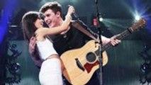 """Shawn Mendes and Camila Cabello Share Steamy Video for Collaborative Single """"Señorita""""   Billboard News"""