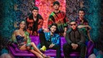 "Sebastian Yatra's ""Runaway"" With Jonas Brothers, Natti Natasha & Daddy Yankee Gets Colorful Video 