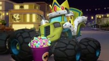 Blaze and the Monster Machines Season 2 Episode 3 - Truck or Treat