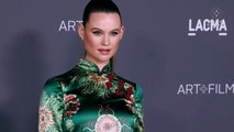 Behati Prinsloo opened up about postpartum depression, and we're listening
