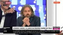Morandini live : aymeric caron pret a revenir à la télé, jeu 20 juin