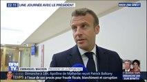 À la recherche du prochain patron de l'Europe... Les équipes de BFMTV ont suivi Emmanuel Macron dans les coulisses du Conseil européen
