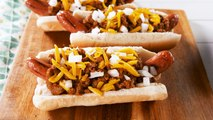 This Easy Chili Makes The Best Chili Dogs EVER