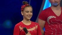 Performanca e Ebi Demollari, Top Talent 2 - Gjysmëfinale 1