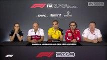 F1 2019 French GP - Friday (Team Principals) Press Conference