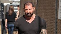 Dave Bautista Talked Suicide Squad With James Gunn
