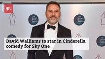 David Walliams Joins New Comedy