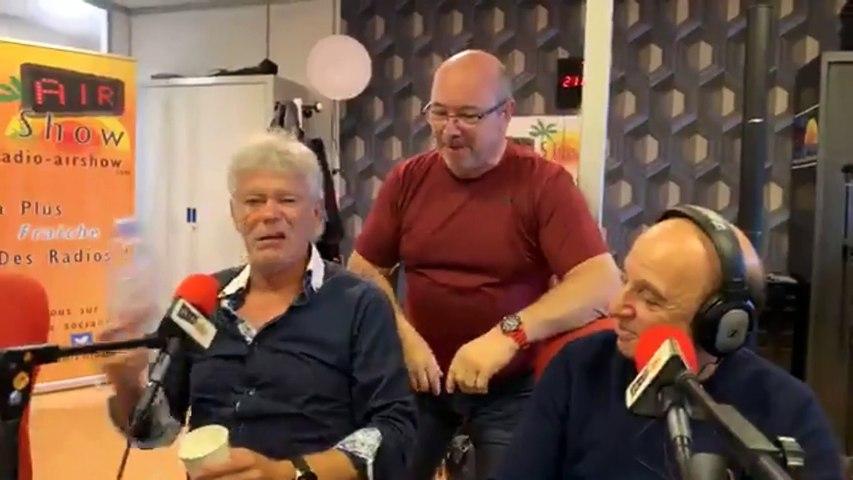 Extraits Video - Fabienne Thibeault    Richard Bonnot  Jeff Barnel  Air Show - Les Invités du Kiosque AIR SHOW 20 06 2019