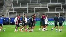 Brazil prepares ahead decesive match against Peu in Copa America