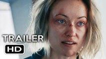 A VIGILANTE Official Trailer (2019) Olivia Wilde Thriller Movie HD