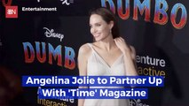 Angelina Jolie Is Writing For Time Magazine