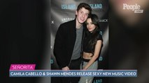 Camila Cabello and Shawn Mendes Play Passionate Lovers in Sexy New 'Senorita' Music Video