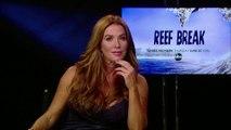 "IR Interview: Poppy Montgomery For ""Reef Break"" [ABC]"