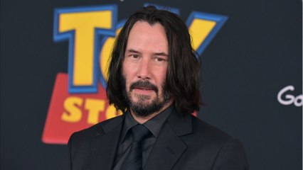 Venom Writer Wants Keanu Reeves As Shang-Chi
