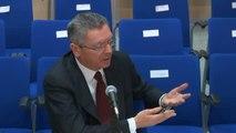 Gallardón declara hoy ante el juez por el sobrecoste que pagó el Canal de Isabel II en 2001 por una empresa colombiana