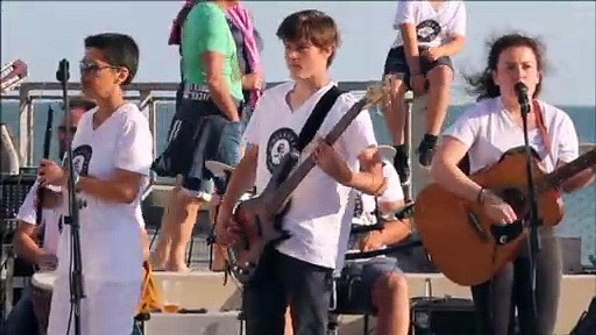Collectif Banda Sons à la Fête de la Musique aux Sables D ' Olonne , Vendredi 21 Juin 2019 !