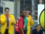 20/08/99 : El-Hadji Diouf (44') : Rennes - Bordeaux 2-1)