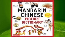[Read] Mandarin Chinese Picture Dictionary: Learn 1,500 Key Chinese Words and Phrases [Perfect for