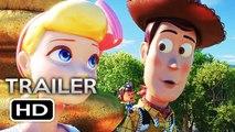 TOY STORY 4 Official Trailer 2 (2019) Tom Hanks, Tim Allen Disney Pixar Animated Movie HD