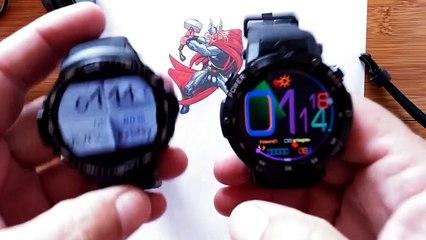 zeblaze thor family of smartwatches compared original thor s thor pro thor 4
