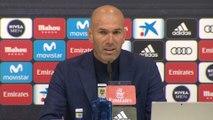 Zidane anuncia que se despide del Real Madrid