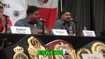 Andy Ruiz - People Are Buying So Much Food He's Getting Out Of Shape
