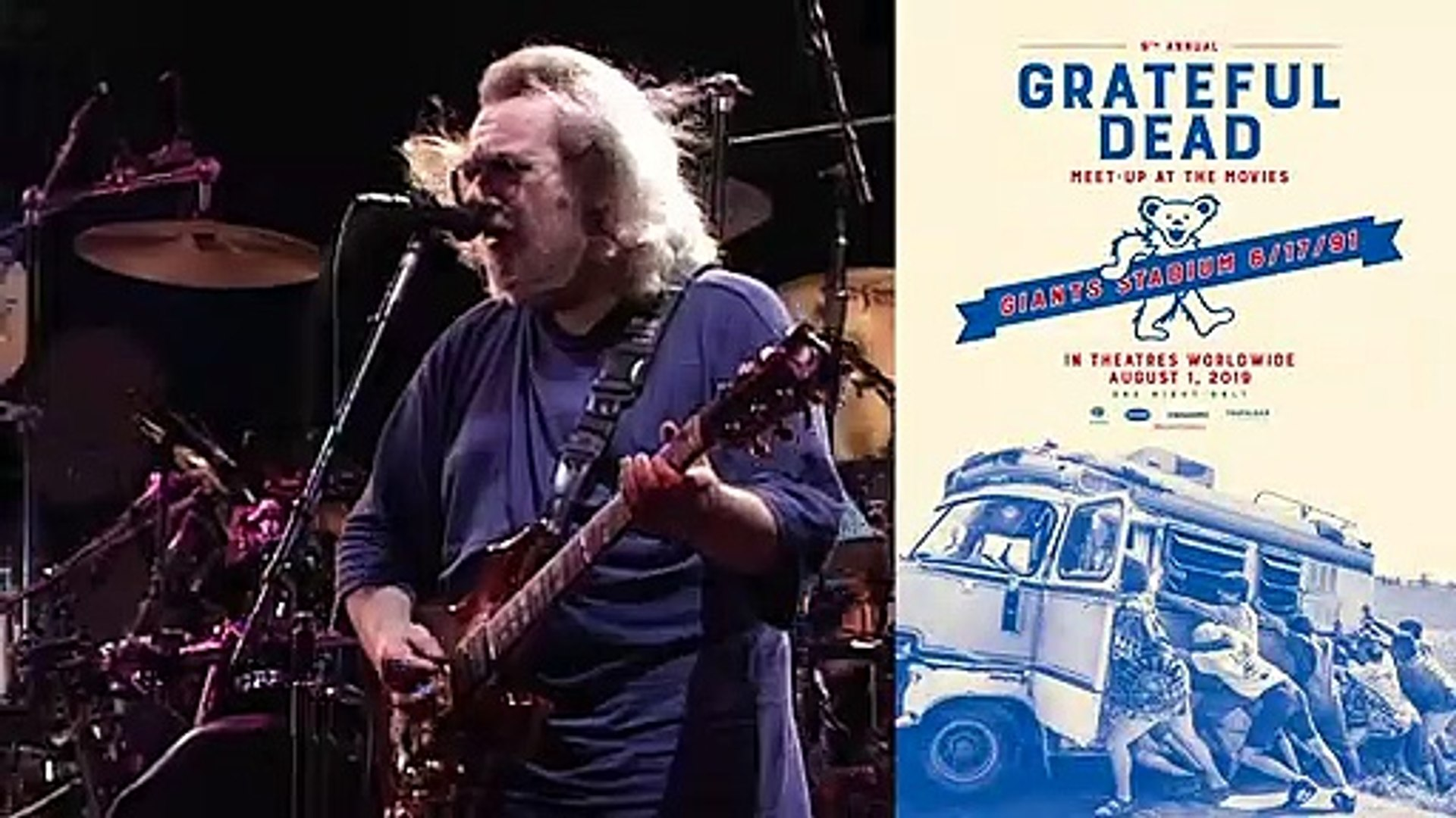 Grateful Dead Meet-Up At The Movies - Trailer