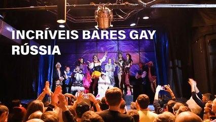 O bar gay mais antigo da Rússia