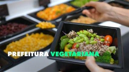 A prefeitura de Amesterdã quer ser vegetariana